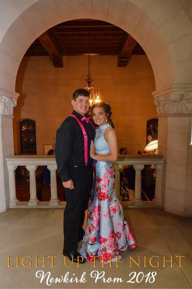 I was beyond blessed to go to prom with my boyfriend for almost a year and my best friend for 2 years. It was his seni…