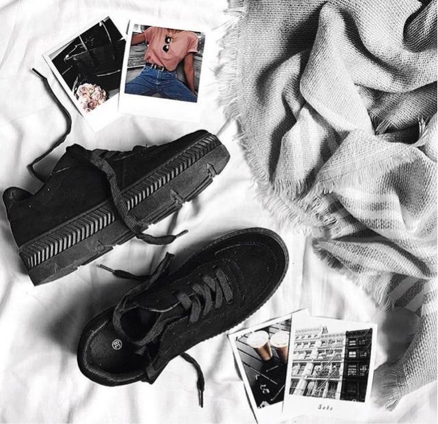 loving my new kicks x
