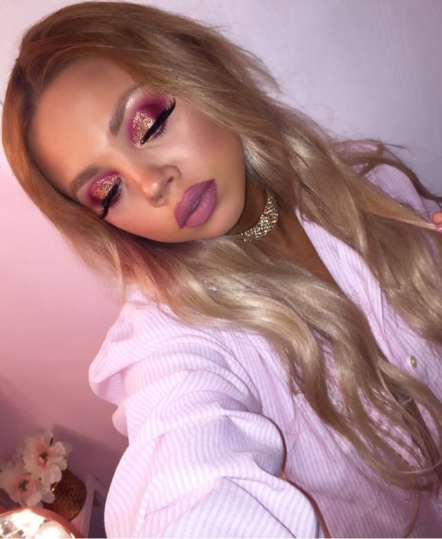 Makeup Look. What do you think?