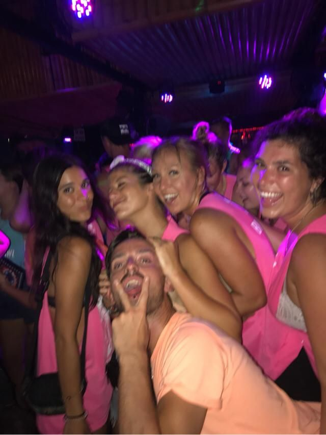 The best parties are in Thailand!! SLUMBER PARTY FOR LIFE