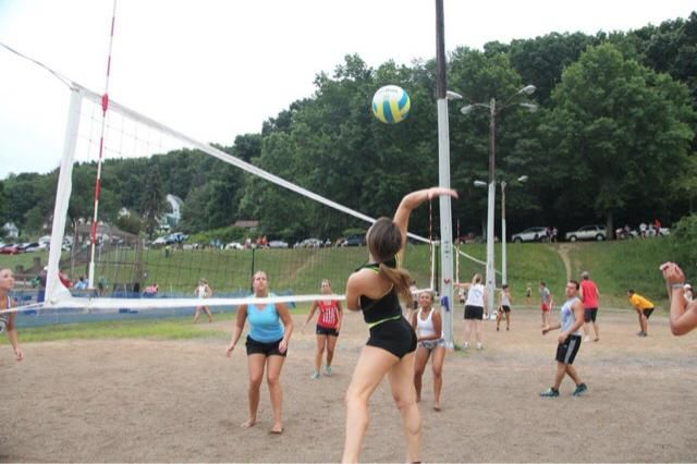 I love tuesdays because I get to do my favorite thing... okay volleyball!