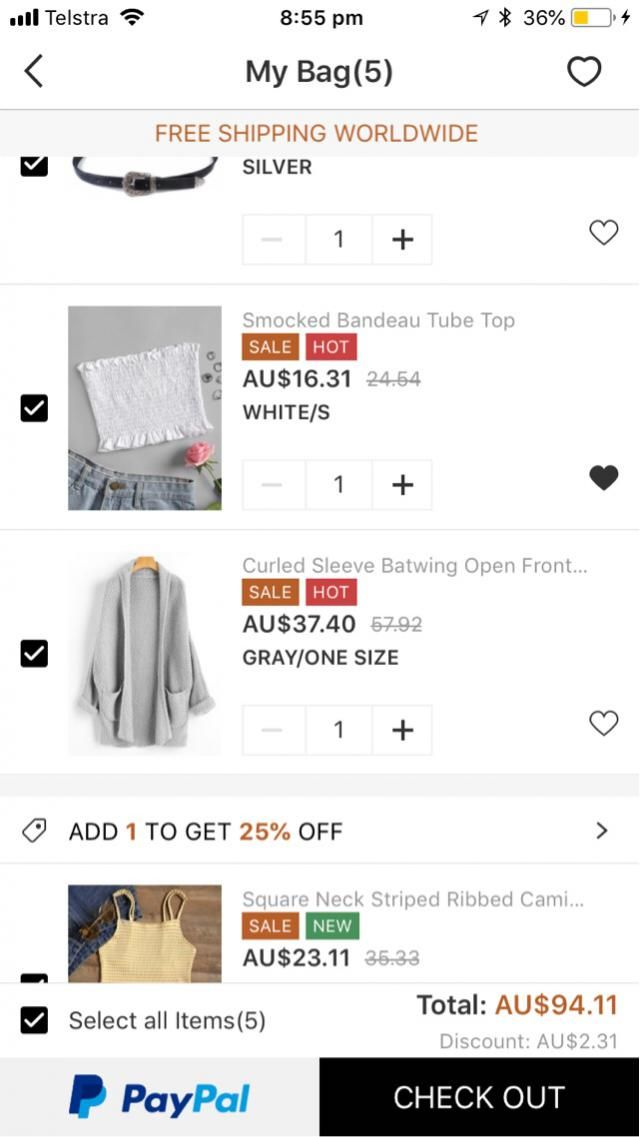 would die to win a voucher I really love zaful !!! ❤️❤️
