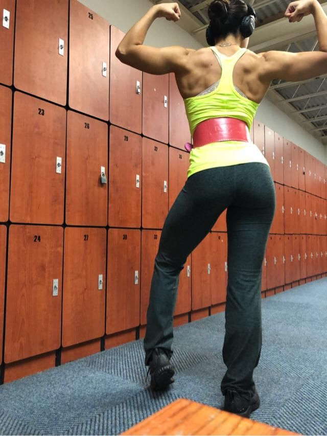 Back workout!