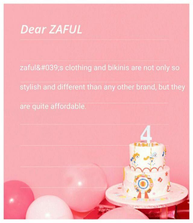 I LOVE ZAFUL!!!!