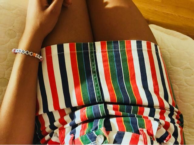 beachy skirt for beachy days☀️
