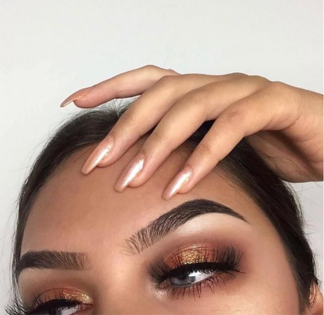 Eyelashes on fleek❤️