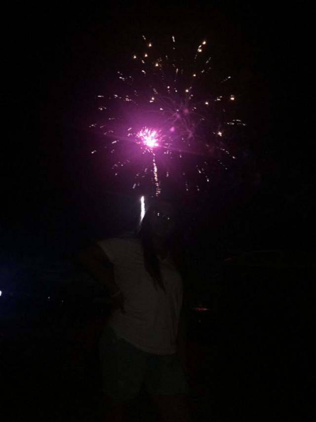 This independence day was one for the books! <3