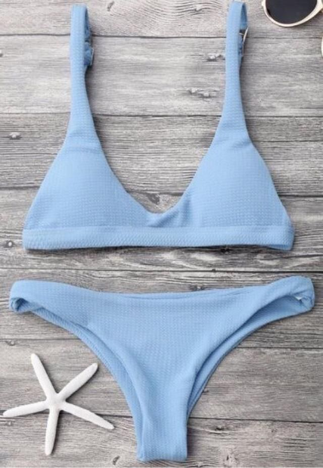 This bikini is such good quality and fits true to size. This is a must if you are a bikini hoarder!