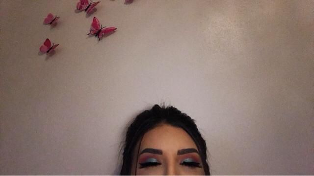 Hello beautiful can you rating my makeup