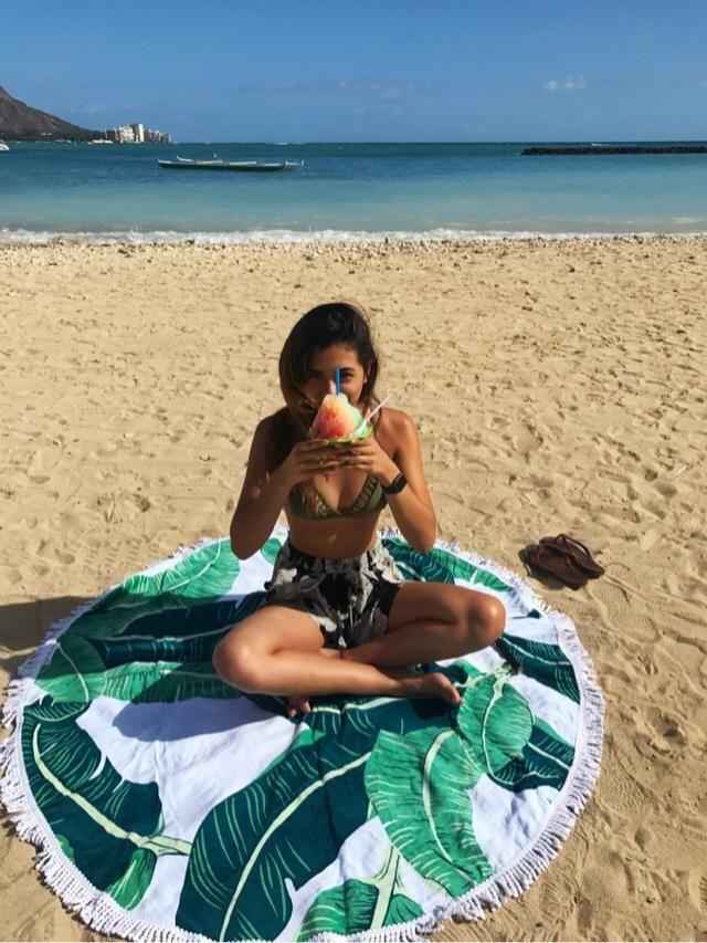 Hawaii chillen