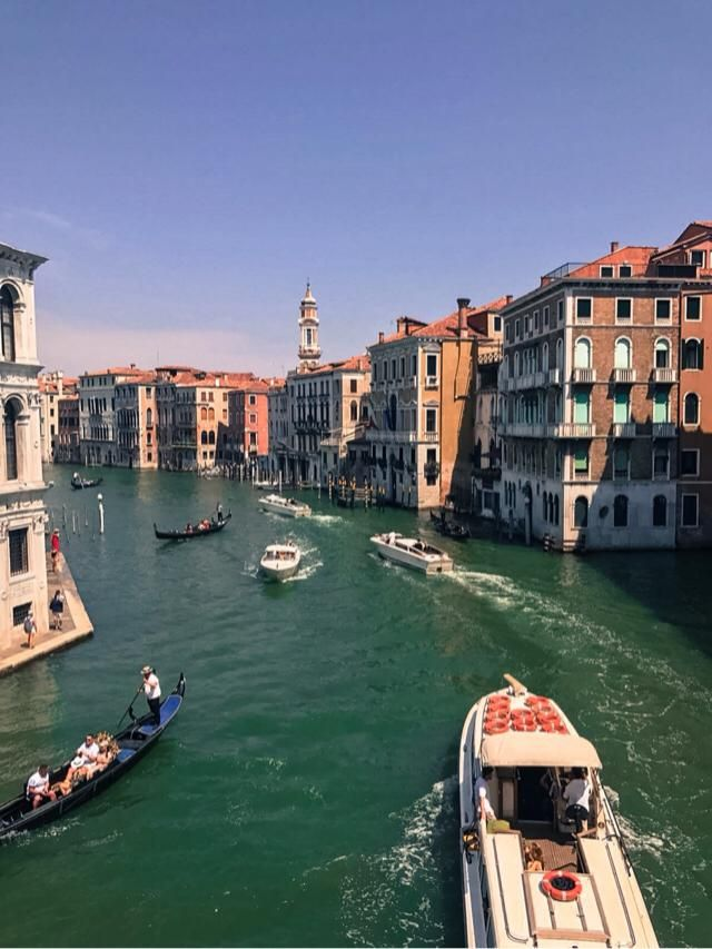 Magic in Venice