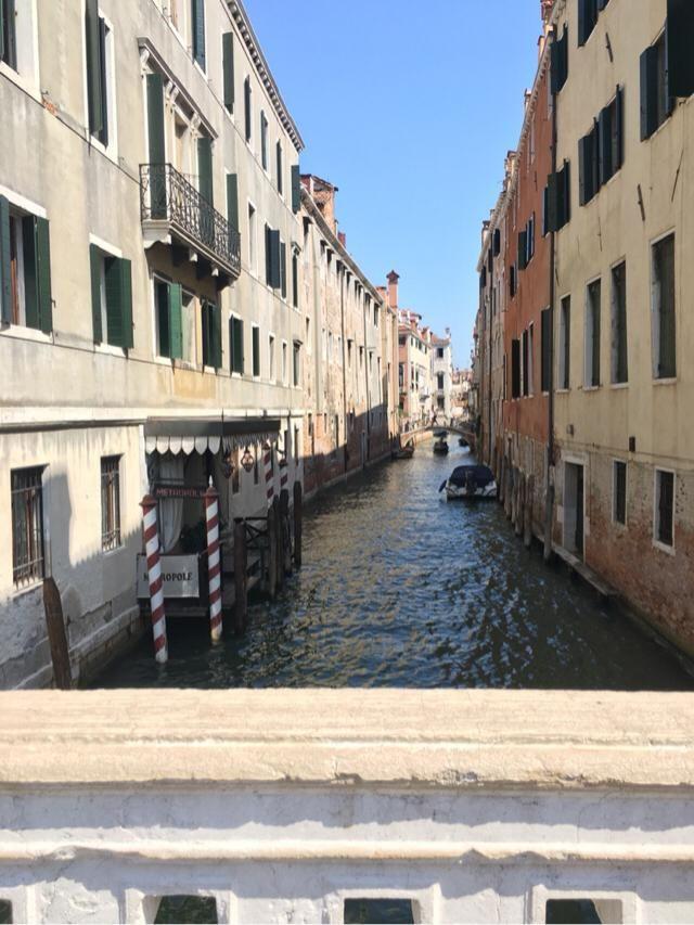 Venice. My window in the blue.