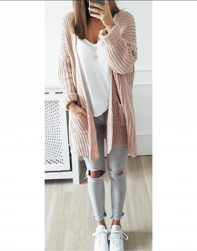 Spring casual cute outfit!
