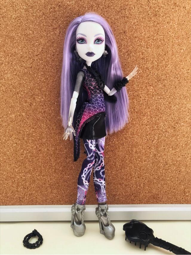 Кукла Monster High Picture Day Spectra Vondergeist Doll, Монстер Хай Спектра  День фото . . Персонаж: Спектра Во…