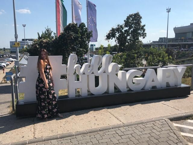 Budapest AirPort, vacation in Hungary. Very Nice country<33