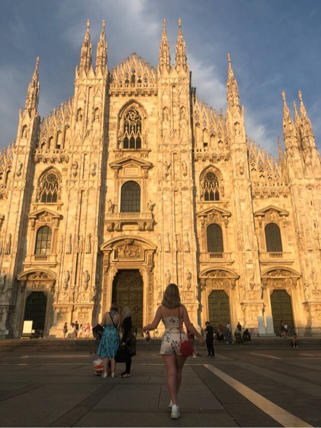 Milan bae