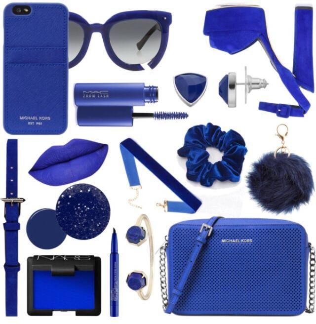 // BLUE ~ HUES //