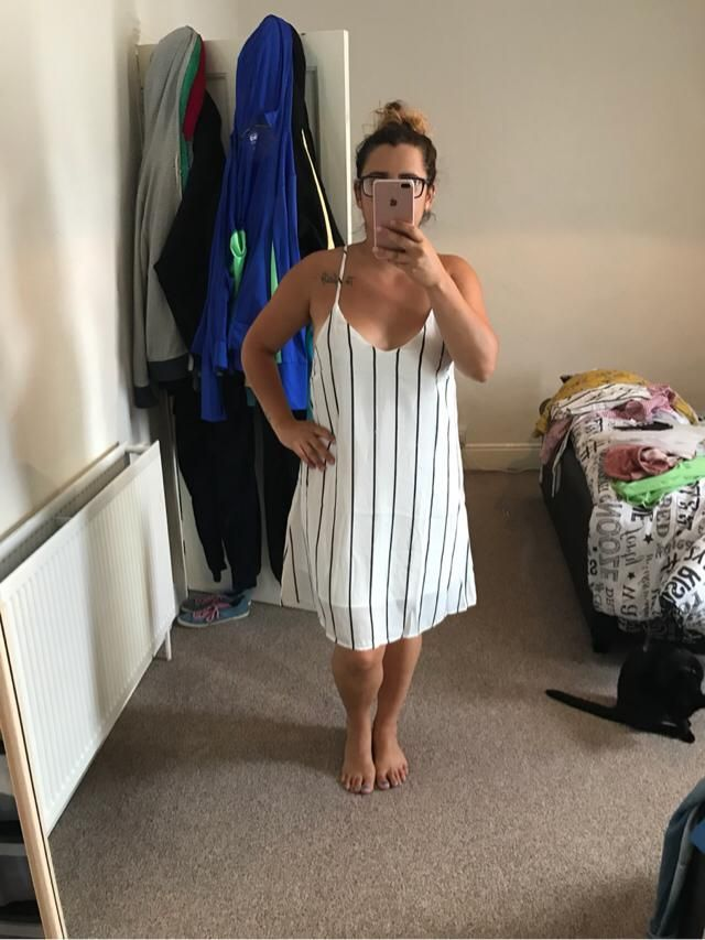 I love everything :) I'm usually a size 12-14 in UK and ordered all of them size large. The only dress that it's very t…