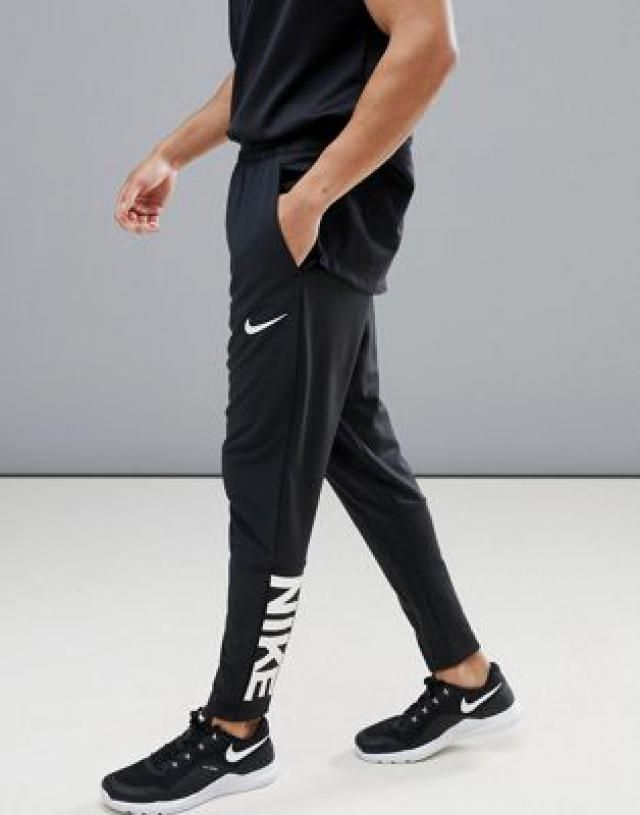 d1580ce5f6d2 Nike Training pro project x joggers in black ah9598-010