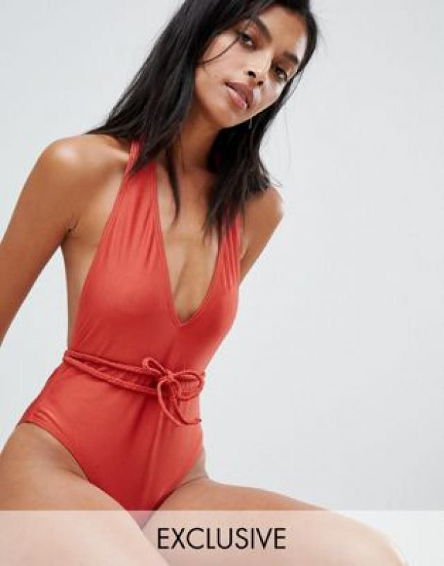 7792aa8a816fb 2019 Best Orange Swimwear Images And Outfits | Z-Me ZAFUL