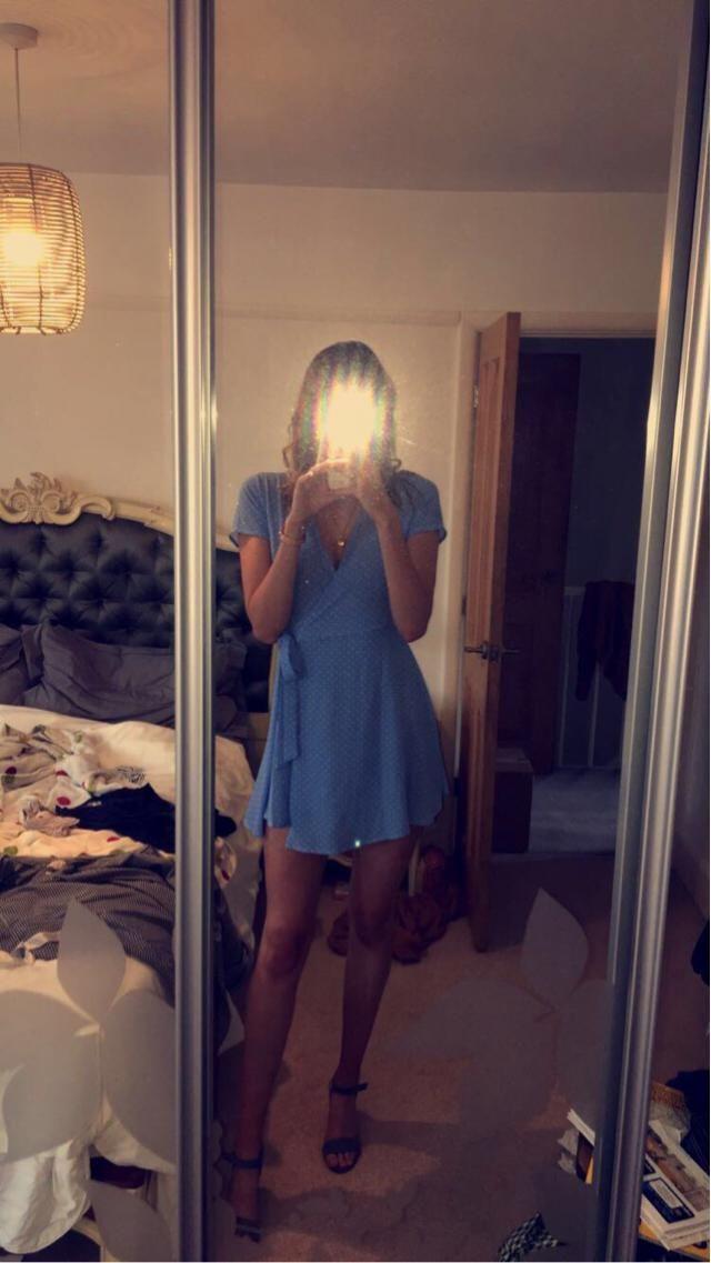 Loving the new dress!