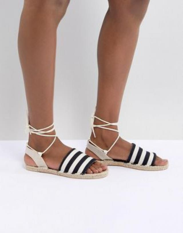 624a509bdc 2019 Best Striped Sandals Images And Outfits | Z-Me ZAFUL
