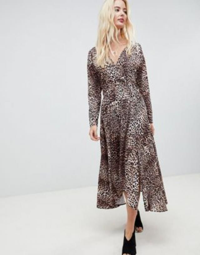 116179a600a5 2019 Best Leopard Print Dresses Images And Outfits   Z-Me ZAFUL