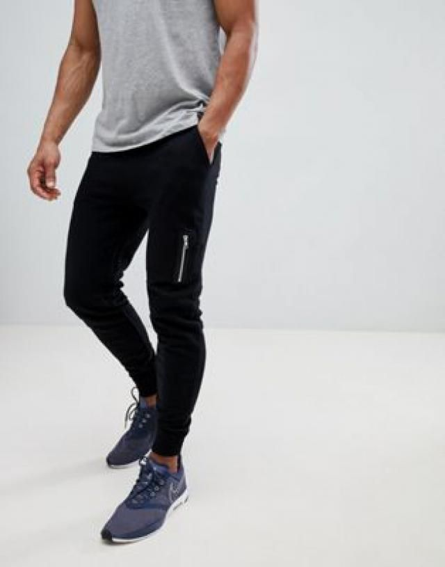 30282cc19530 2019 Best Zipped Joggers Images And Outfits
