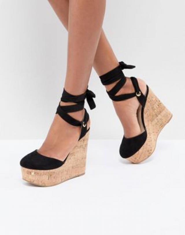 45cfb231f64 2019 Best Wedge Wedges Images And Outfits | Z-Me ZAFUL