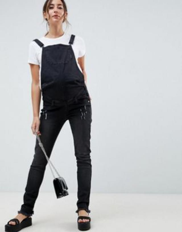 ec05d8d5b30d9 2019 Best Stretch Dungarees Images And Outfits | Z-Me ZAFUL