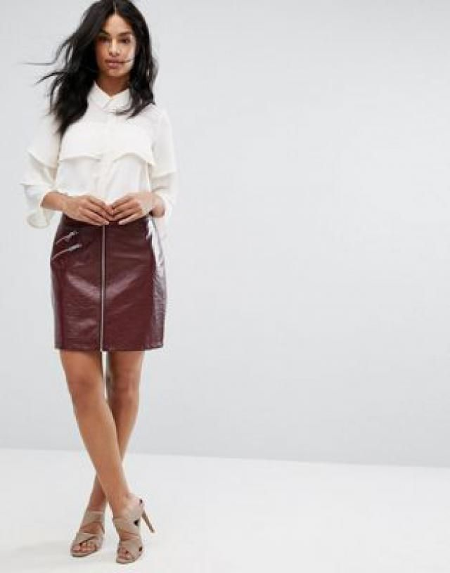 5bf4a94bd5 2019 Best Vinyl Skirts Images And Outfits   Z-Me ZAFUL