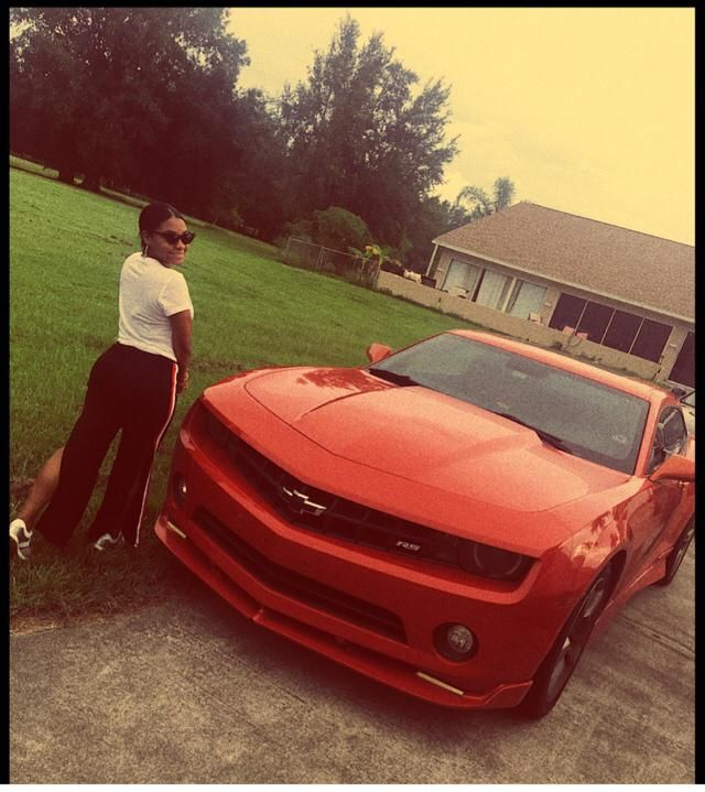 Giving a little shine to this camaro !  In love with my pants , good quality , fits really good and it took j…