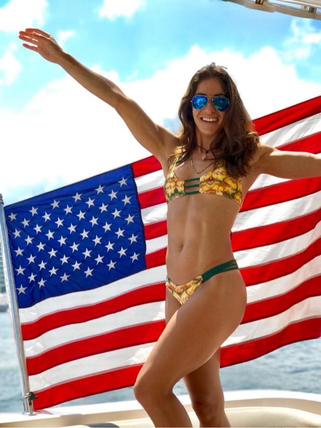 Boca Bash in Boca, Florida! Old Zaful Bikini but it's a classic!