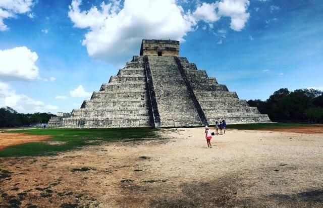 Chicehén Itzá-Yucatàn-Mexico