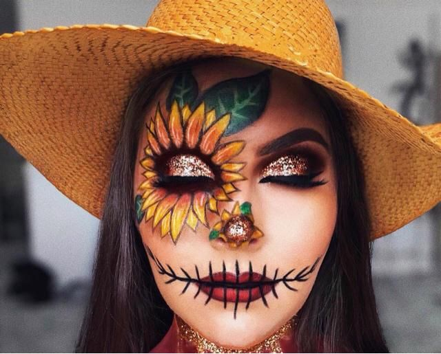 Possible Halloween makeup