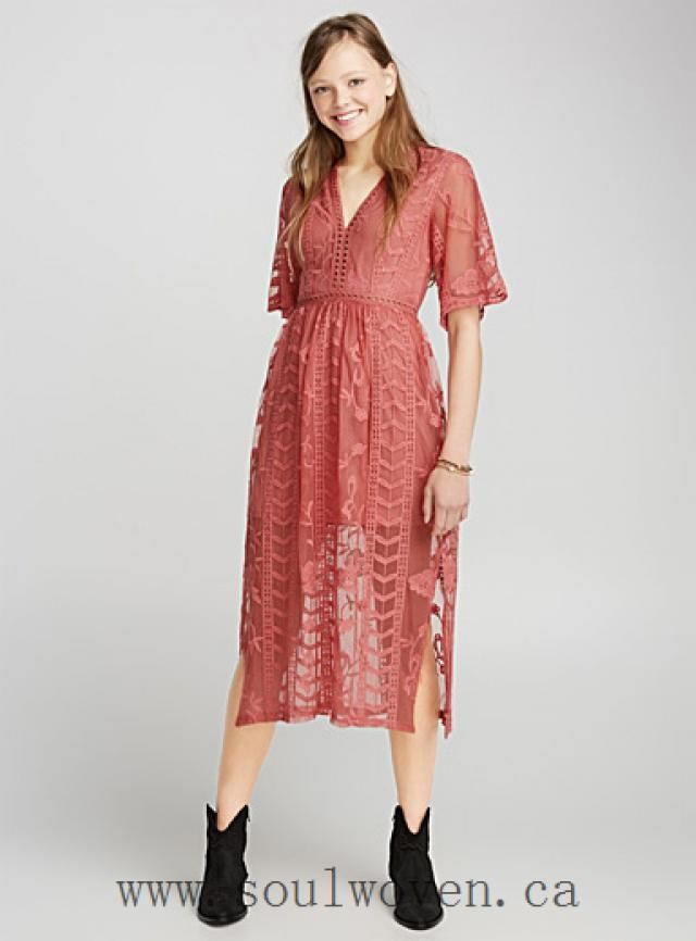 5cd5fb3e7e4b3 2019 Best Embroidery Dresses Images And Outfits | Z-Me ZAFUL