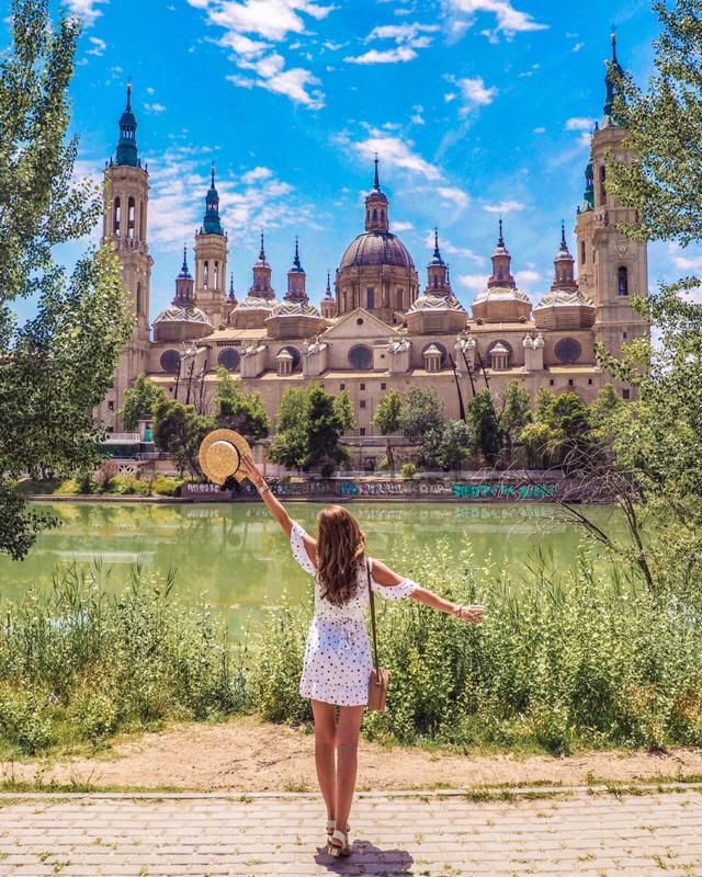This is my city in Spain ❤️ It has one of the most beautiful Basilica-Cathedral in the country, can you guess what c…