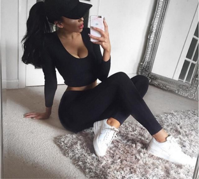 6fedb25b235e 2019 Best Sweatpants Images And Outfits | Z-Me ZAFUL