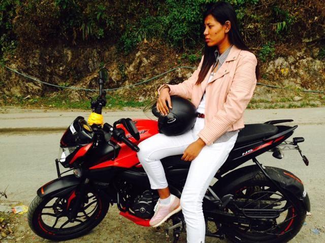 biker look#❤️