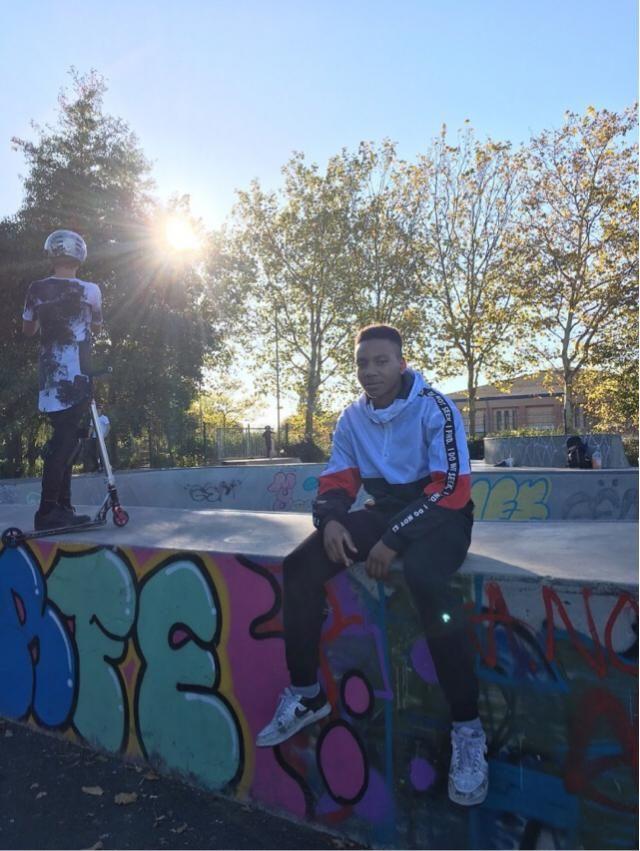 skatepark vibes