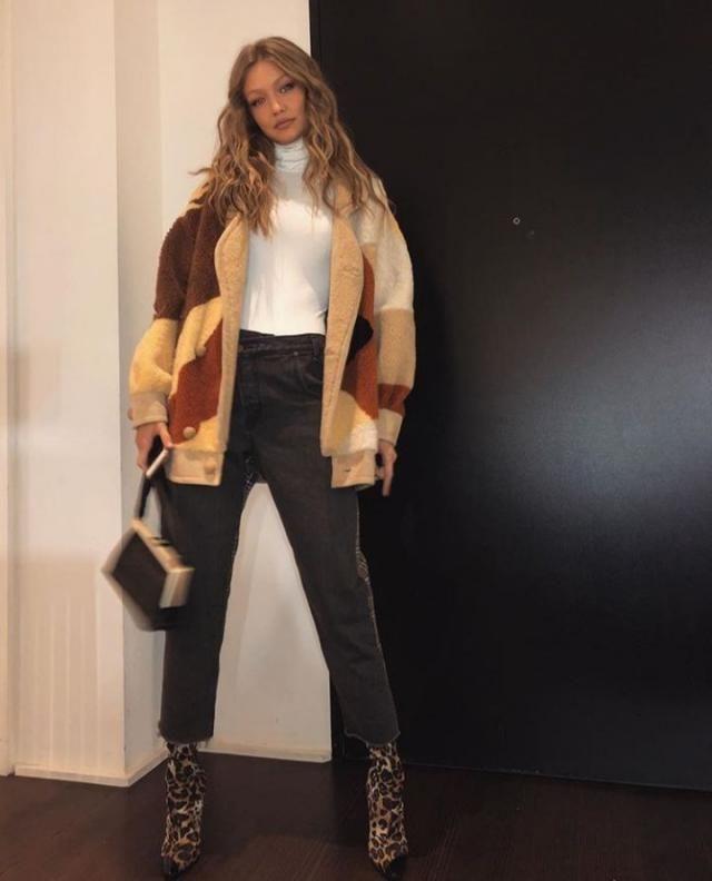 Gigi's Hadid outfit