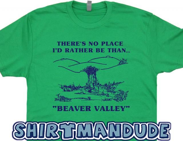 823220471 Beaver Valley Funny T Shirt Offensive T Shirts Boobs Vintage Shirts with  Funny Sayings Offensive Shirts