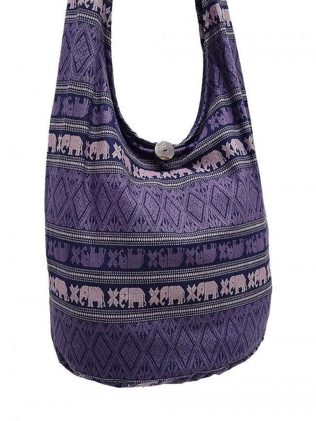 2d67c6ff837f Women bag Handbags Cotton Elephant bag Hippie bag Hobo bag Boho bag  Shoulder bag Sling bag