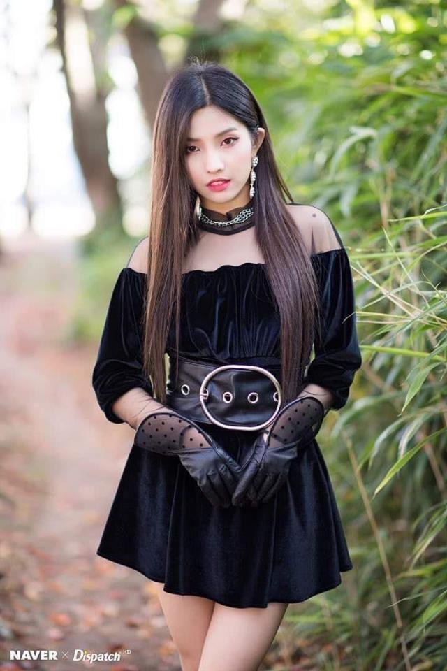 me encanta el negro