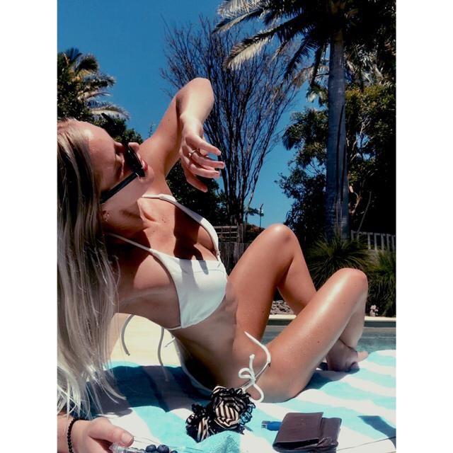 Loving this bikini set from zaful ❣️