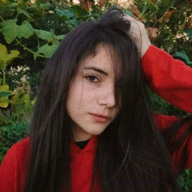 Una chica linda
