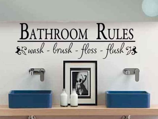 2018 best bath vinyl wall art images and outfits | z-me zaful