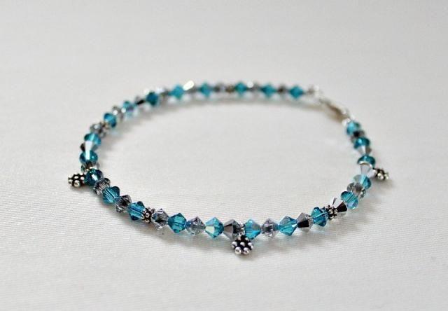 Crystal Stacking BraceletBirthday Gifts For HerSwarovski Crystal BraceletSterling Silver & 2019 Best Prom Gift Bracelet Images And Outfits   Z-Me ZAFUL
