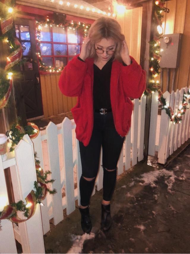 In the Christmas mood