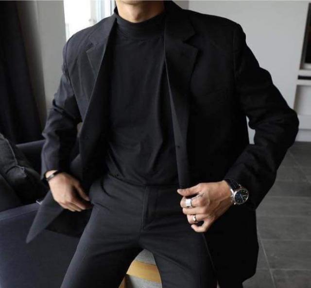 Me encanta el color negro